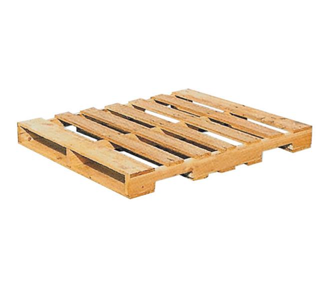 Palette bois pour l 39 export vers les etats unis - Peinture pour palette en bois ...